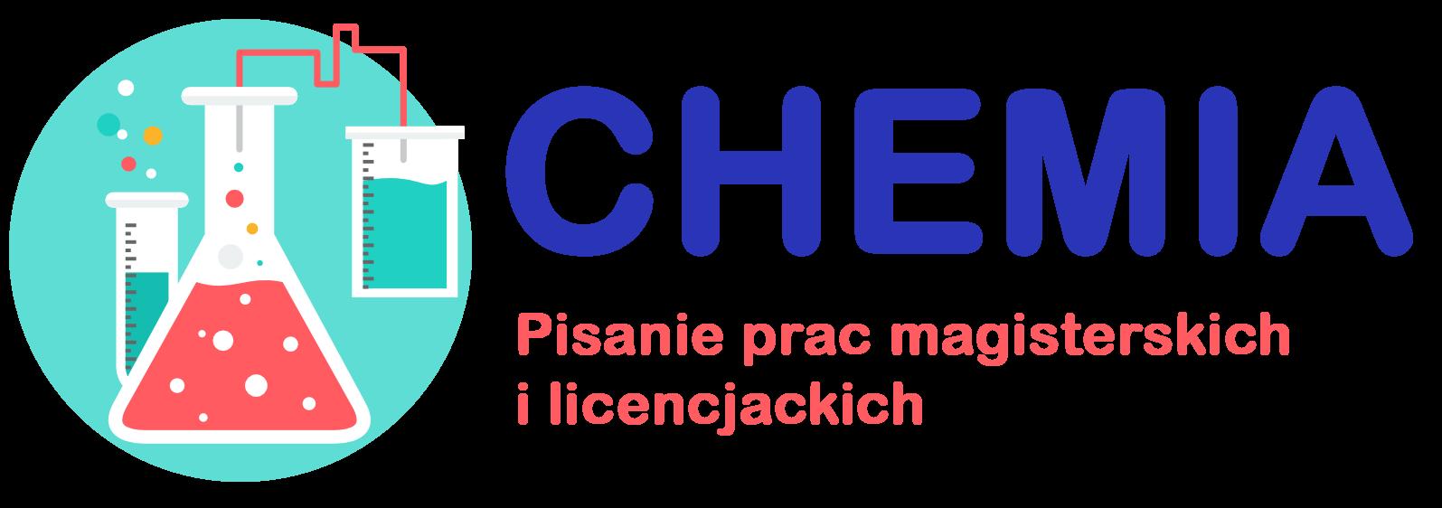 Pisanie prac magisterskich i licencjackich  z chemii